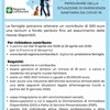 MISURA PER SOSTENERE LE FAMIGLIE A SEGUITO DEL PERDURARE DELL'EMERGENZA COVID - 19