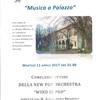 MUSICA A PALAZZO DELL'11/04/2017