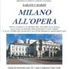 MILANO ALL'OPERA SABATO 03 MARZO 2018