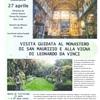 VISITA GUIDATA AL MONASTERO SAN MAURIZIO E VIGNA L. DA VINCI