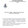 raccolta firme - progetto di legge di iniziativa popolare
