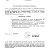 CONVOCAZIONE CONSIGLIO COMUNALE DEL 30.05.2017