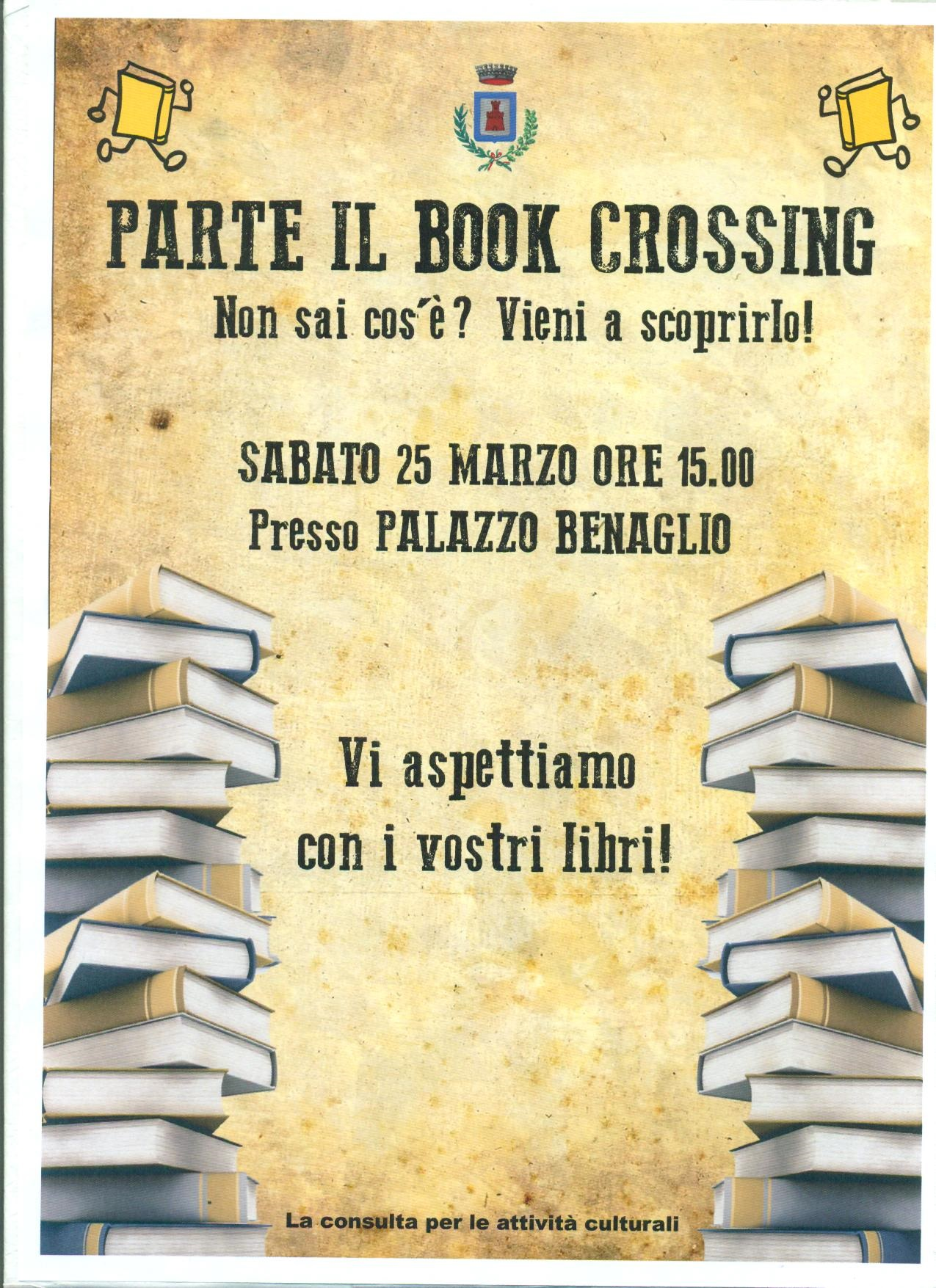 book crossing
