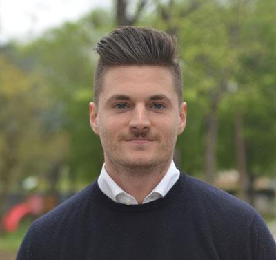 Ivan Rossoni Consigliere Delegato allo Sport